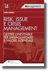 Risk, issue e crisis management