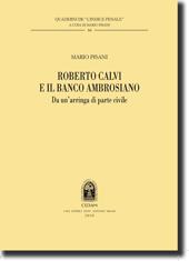 Roberto Calvi e il Banco Ambrosiano