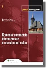 Romania: commercio internazionale e investimenti esteri
