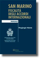 San Marino. Fiscalità degli accordi internazionali