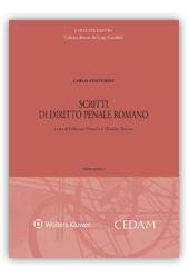 Scritti di diritto penale romano - Tomo I