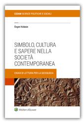Simbolo, cultura e sapere nella societa' contemporanea