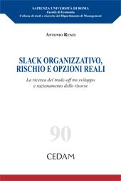 Slack organizzativo, rischio e opzioni reali