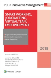 Smart Working, Job Crafting, Virtual Team, Empowerment