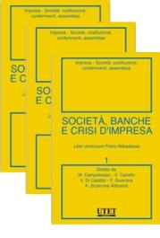 Società, banche e crisi d'impresa