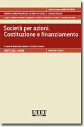 Società per azioni. Costituzione e finanziamento