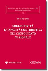 Soggettività e capacità contributiva nel consolidato nazionale
