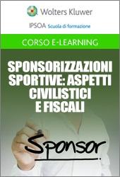 Sponsorizzazioni sportive: aspetti civilistici e fiscali
