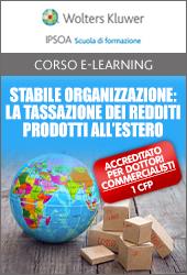 Stabile organizzazione: la tassazione dei redditi prodotti all'estero mediante la stabile organizzazione e l'istituto della branch exemption