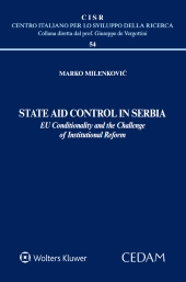 State aid control in Serbia