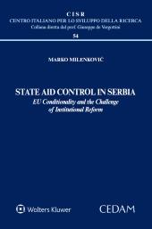 State aid control in Serbia