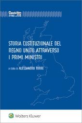 Storia costituzionale del Regno Unito attraverso i primi Ministri