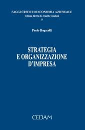 Strategia e organizzazione d'impresa