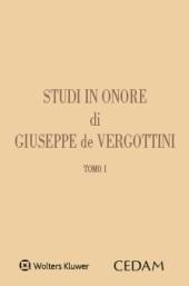 Studi in onore di Giuseppe De Vergottini - In tre tomi