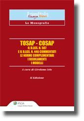 TOSAP (Tassa Occupazione Spazi e Aree Pubbliche) e COSAP (Canone Occupazione Spazi e Aree Pubbliche)