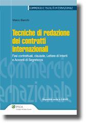 Tecniche di redazione dei contratti internazionali