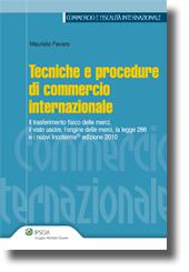 Tecniche e procedure di commercio internazionale