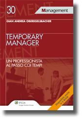 Libro Leading sul Temporary Manager