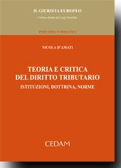 Teoria e critica del diritto tributario