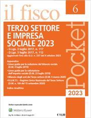 Terzo settore e impresa sociale 2021 - Pocket il fisco