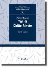 Test di diritto privato