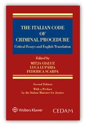The Italian Code Of Criminal Procedure