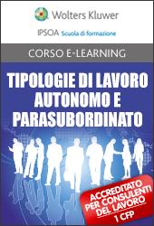 Tipologie di lavoro autonomo e parasubordinato