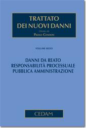 Trattato dei nuovi danni. Volume VI: Danni da reato - Responsabilità processuale - Pubblica amministrazione