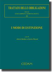 Trattato delle Obbligazioni - Vol. III: I modi di estinzione