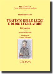 Trattato delle leggi e di Dio legislatore - Libro primo