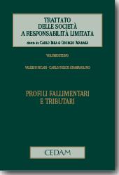 Trattato delle società a responsabilità limitata - Vol. VIII: Profili fallimentari e tributari
