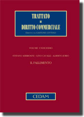 Trattato di diritto commerciale - Vol. XI, Tomo II: Il Fallimento