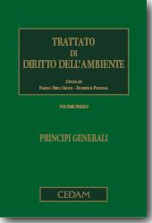Trattato di diritto dell'ambiente - Vol.1: Principi generali