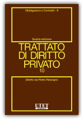 Trattato di diritto privato Volume 10, tomo 2