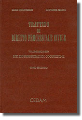 Trattato di diritto processuale civile Vol. II - Riti differenziati di cognizione