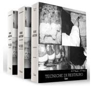 Trattato di restauro architettonico - Vol. V-VII