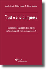 Trust e crisi d'impresa