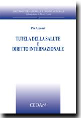 Tutela della salute e diritto internazionale