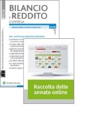 Tutto Bilancio e Reddito d'Impresa: Rivista + Raccolta annate on line