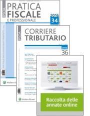 Tutto Corriere Tributario: Rivista + Raccolta annate on line