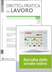 Tutto Diritto & Pratica del Lavoro: Rivista + Raccolta annate on line