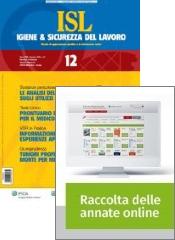 Tutto ISL  Igiene & Sicurezza del Lavoro: Rivista + Raccolta annate on line