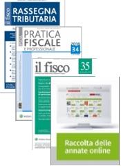 Tutto Il Fisco: Rivista + Raccolta annate on line