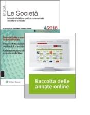 Tutto Le Società: Rivista + Raccolta annate on line