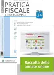 Tutto Pratica Fiscale e Professionale: Rivista + Raccolta annate on line