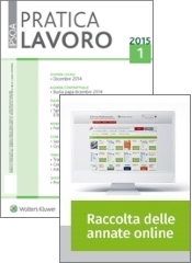 Tutto Pratica Lavoro: Rivista + Raccolta annate on line