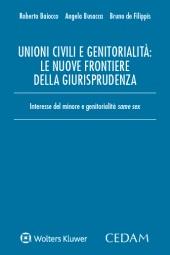 Unioni civili e genitorialit�: le nuove frontiere della giurisprudenza