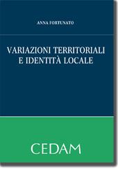 Variazioni territoriali e identita' locale
