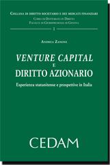 Venture capital e diritto azionario