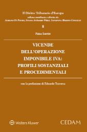 Vicende dell'operazione imponibile iva: profili sostanziali e procedimentali